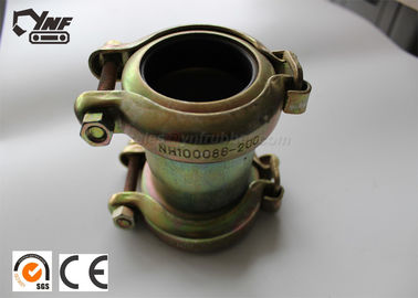 Hose Coupling Assembly For Excavator Coupling Customized Color